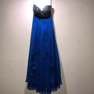 Formal long dress